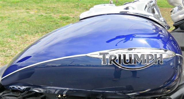 2014 Triumph America LT at Randy's Cycle, Marengo, IL 60152