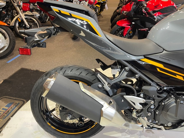 2018 Kawasaki Ninja 400 ABS at Martin Moto
