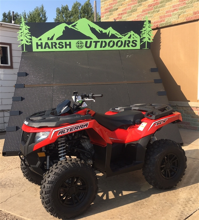 2017 Arctic Cat Alterra 700 XT EPS at Harsh Outdoors, Eaton, CO 80615