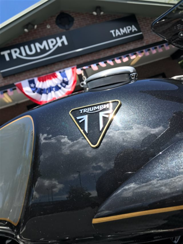 2020 Triumph Thruxton R TFC at Tampa Triumph, Tampa, FL 33614