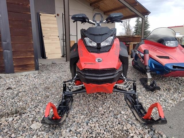 2021 Ski-Doo Summit SP Summit SP 154 850 E-TEC SHOT PowderMax Light FlexEdge 30 at Power World Sports, Granby, CO 80446