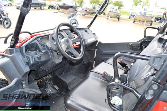 2018 Honda Pioneer 1000-5 Deluxe at Shawnee Honda Polaris Kawasaki