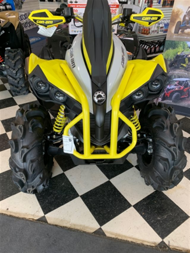 2019 Can-Am Renegade 570 X mr at Jacksonville Powersports, Jacksonville, FL 32225
