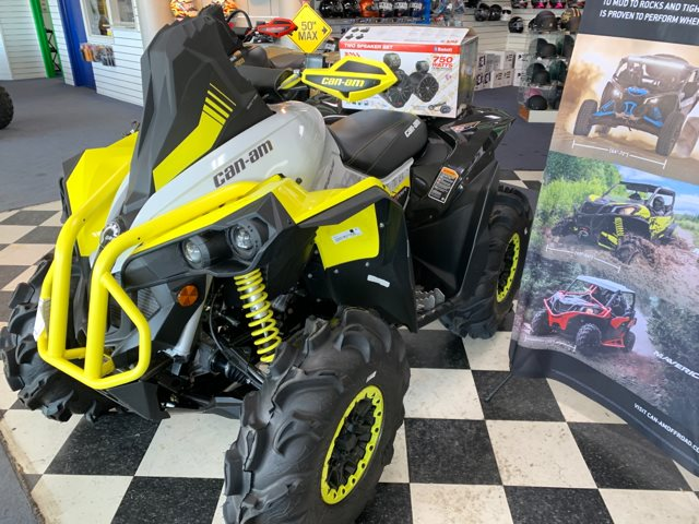 2019 Can-Am™ Renegade 570 X mr at Jacksonville Powersports, Jacksonville, FL 32225