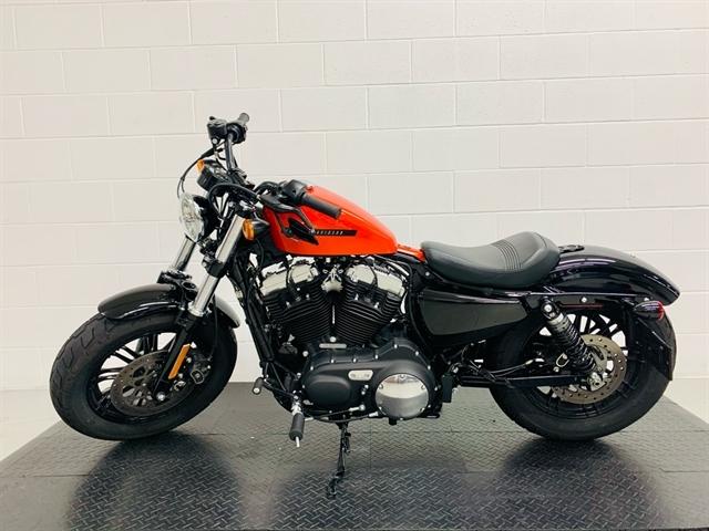 2020 Harley-Davidson Sportster Forty-Eight at Destination Harley-Davidson®, Silverdale, WA 98383