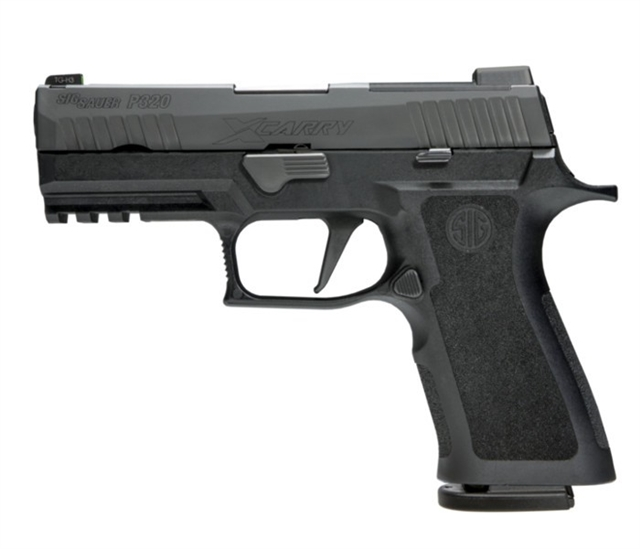 2018 Sig Sauer P320 at Harsh Outdoors, Eaton, CO 80615