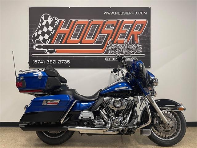 2010 Harley-Davidson Electra Glide Ultra Limited at Hoosier Harley-Davidson