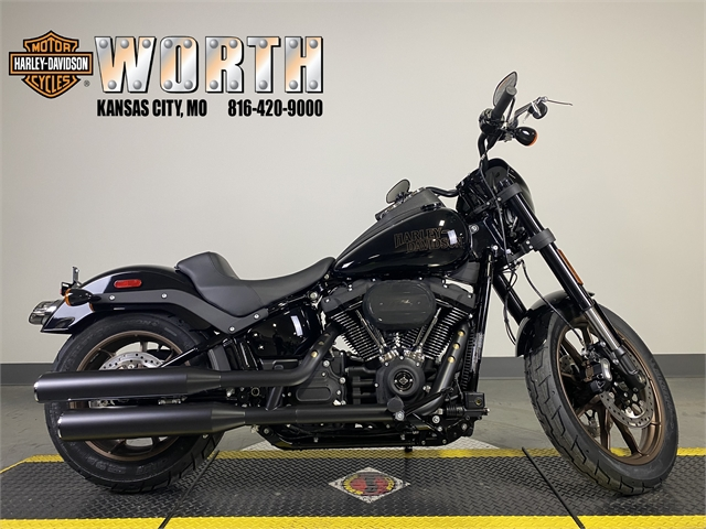 2021 Harley-Davidson Cruiser FXLRS Low Rider S at Worth Harley-Davidson