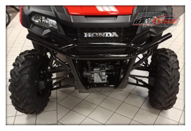 2019 Honda Pioneer 700 Deluxe at Bay Cycle Sales