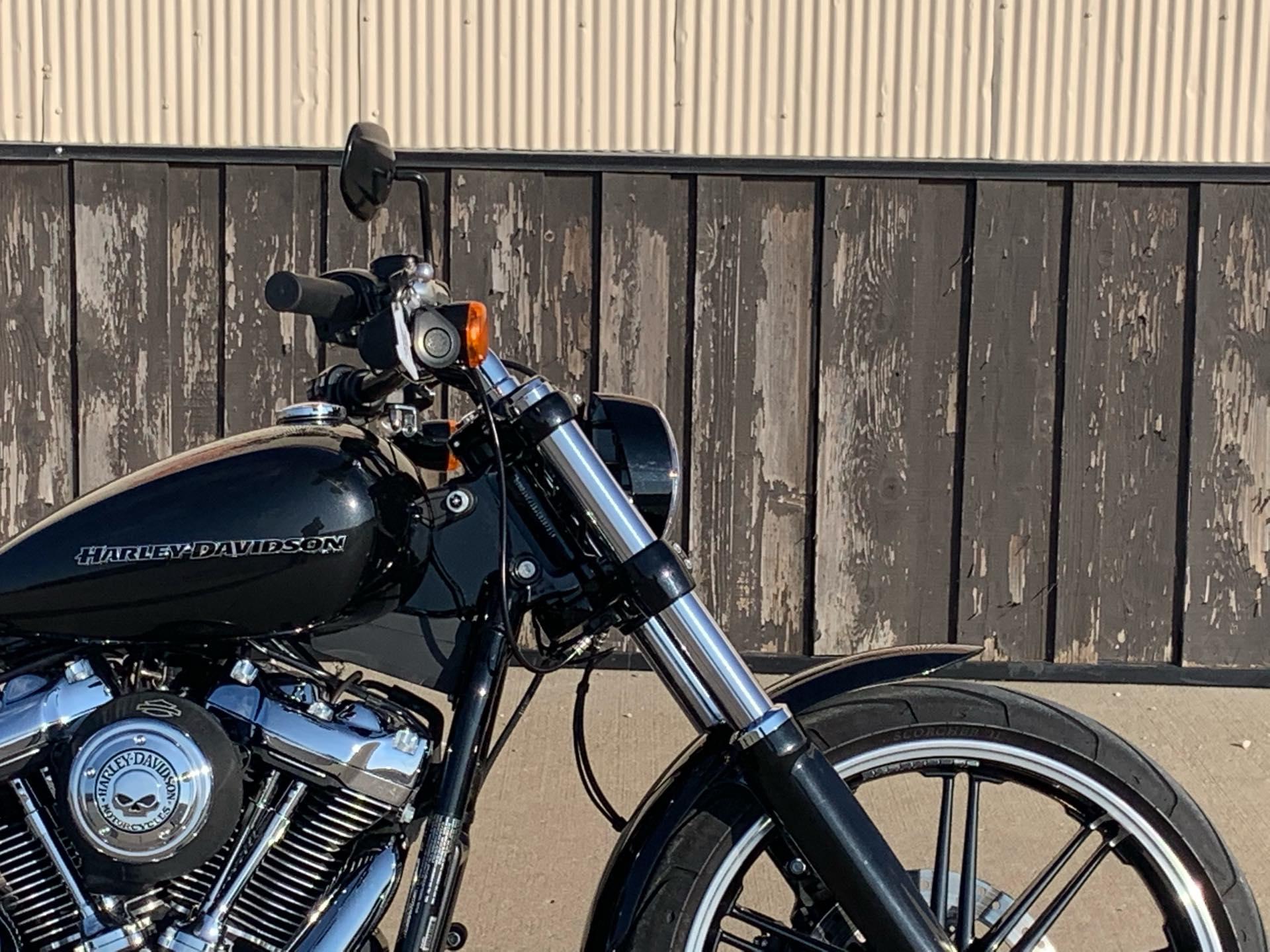 2018 Harley-Davidson Softail Breakout at Loess Hills Harley-Davidson