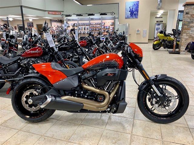 2020 Harley-Davidson Softail FXDR 114 at Destination Harley-Davidson®, Silverdale, WA 98383
