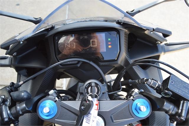 2021 Honda CBR500R ABS at Shawnee Honda Polaris Kawasaki