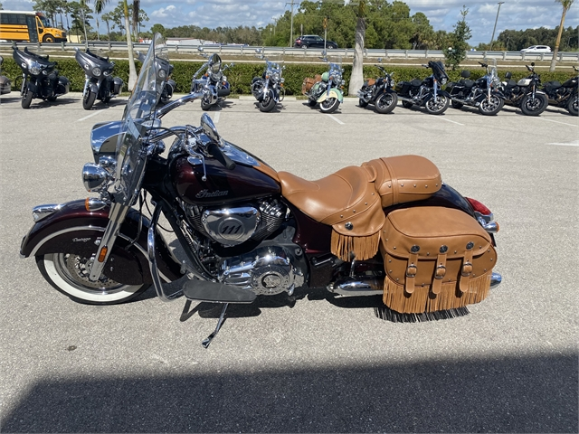 2020 Indian Chief Vintage at Fort Myers