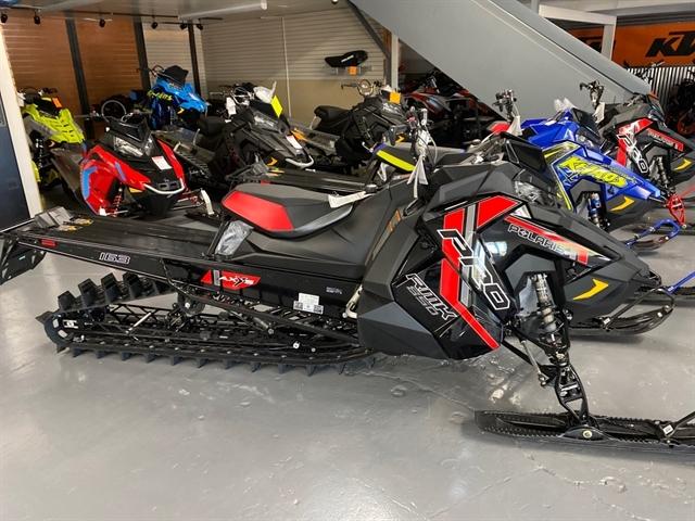 "2021 Polaris 850 Pro RMK 163"" at Cascade Motorsports"