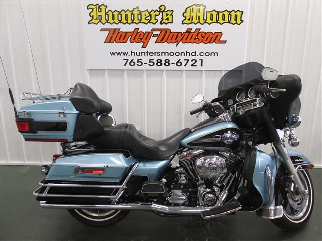 2007 Harley-Davidson Electra Glide Ultra Classic at Hunter's Moon Harley-Davidson®, Lafayette, IN 47905