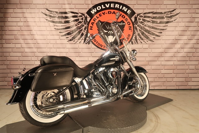 2005 Harley-Davidson Softail Deluxe at Wolverine Harley-Davidson