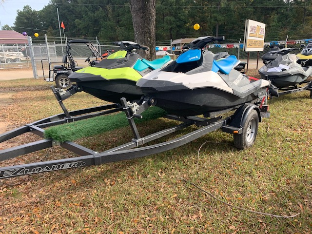 2018 SEA-DOO SPARK 2 UP at Campers RV Center, Shreveport, LA 71129