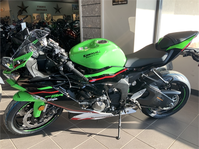 2021 Kawasaki Ninja ZX-6R ABS KRT Edition at Midland Powersports