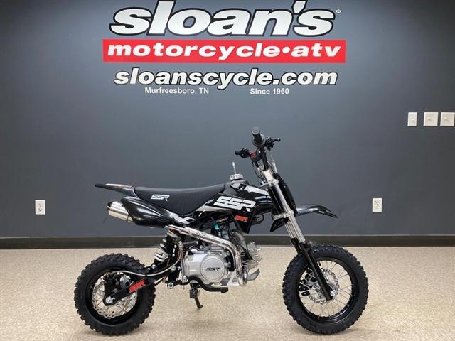 2021 SSR Motorsports SR110 DX at Sloans Motorcycle ATV, Murfreesboro, TN, 37129