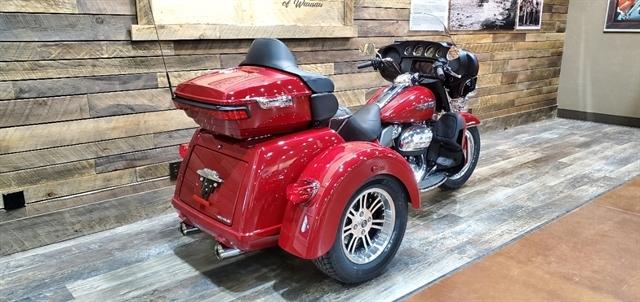 2021 Harley-Davidson Trike FLHTCUTG Tri Glide Ultra at Bull Falls Harley-Davidson