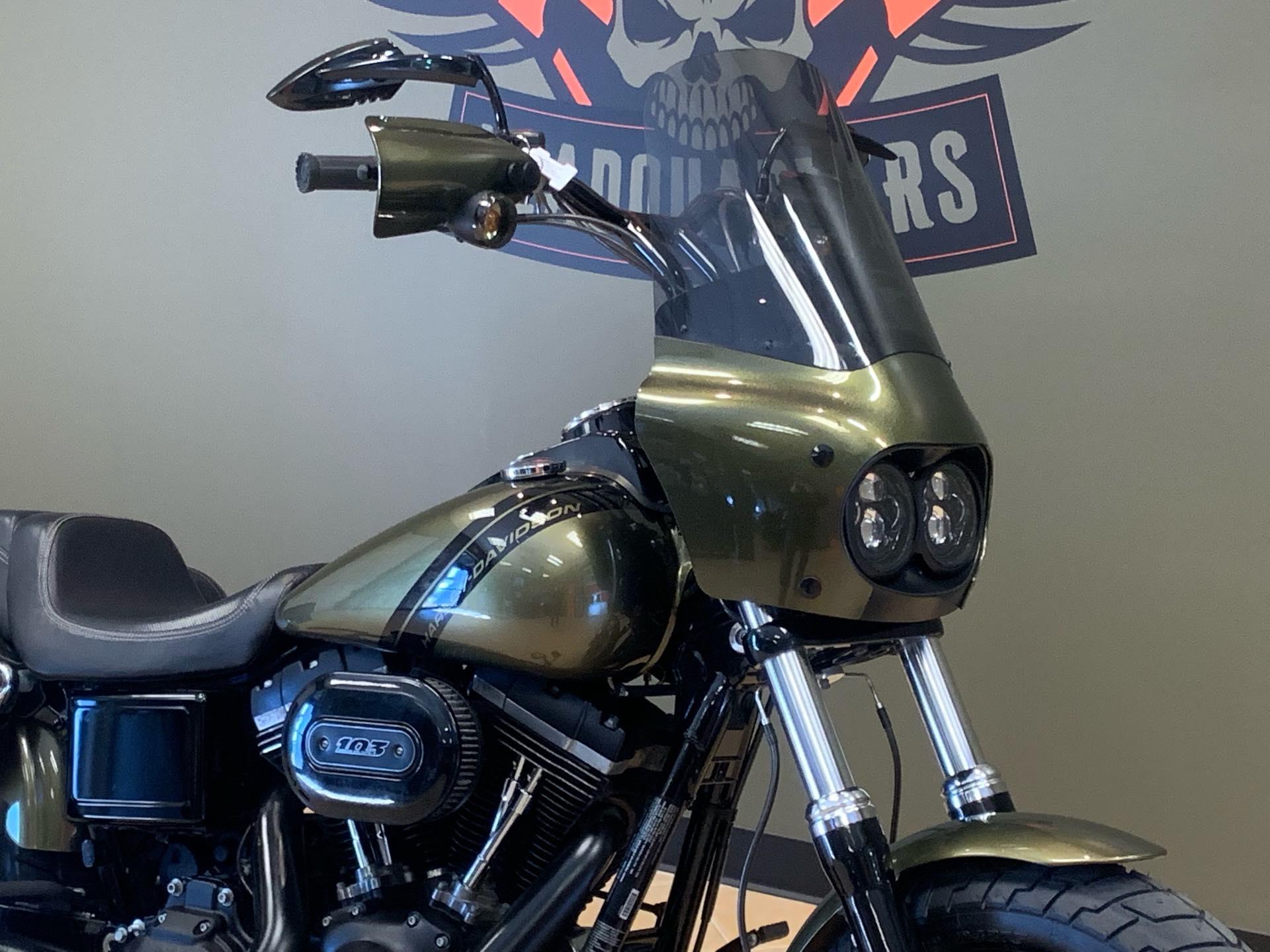 2016 Harley-Davidson Dyna Fat Bob at Loess Hills Harley-Davidson