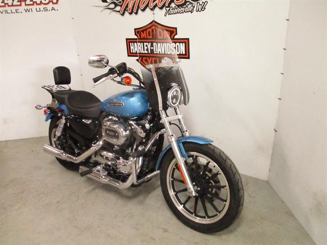 2011 Harley-Davidson Sportster 1200 Low at Suburban Motors Harley-Davidson