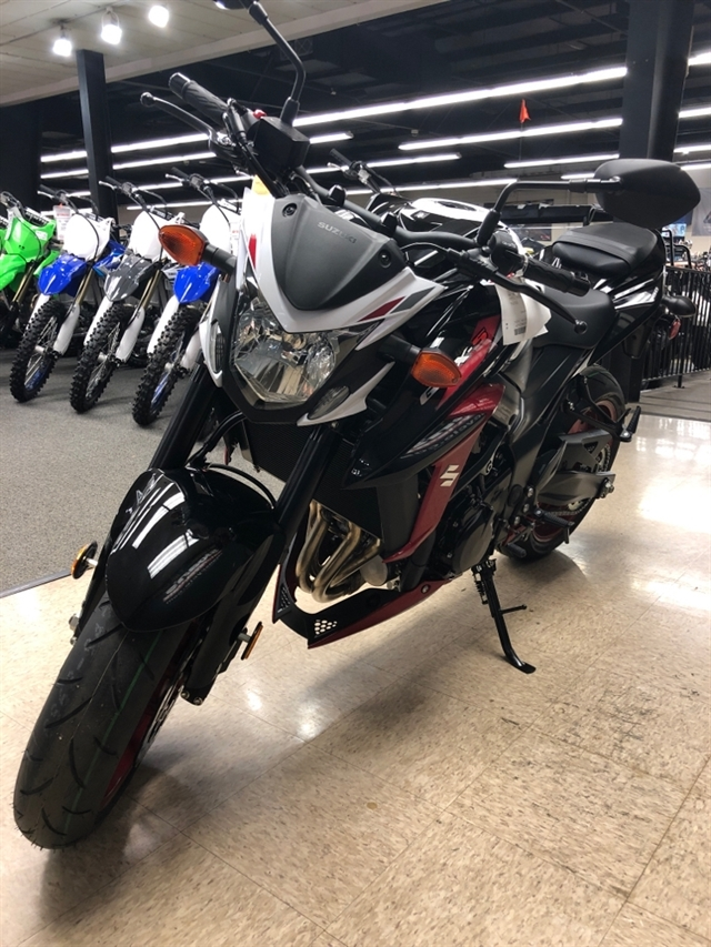 2020 Suzuki GSX-S 750Z ABS at Sloans Motorcycle ATV, Murfreesboro, TN, 37129
