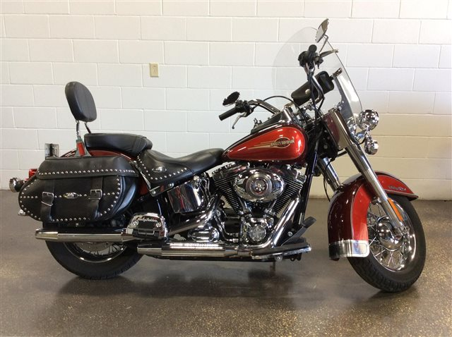 2008 Harley-Davidson Softail Heritage Softail Classic at Rod's Ride On Powersports, La Crosse, WI 54601