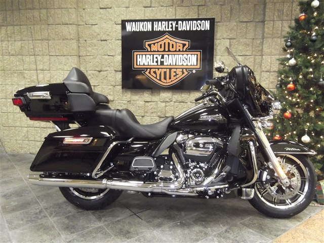 2019 Harley-Davidson Electra Glide Ultra Classic at Waukon Harley-Davidson, Waukon, IA 52172