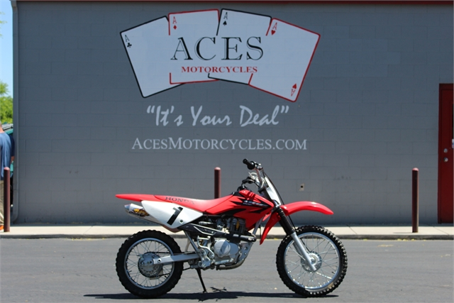 2006 Honda CRF 80F at Aces Motorcycles - Fort Collins