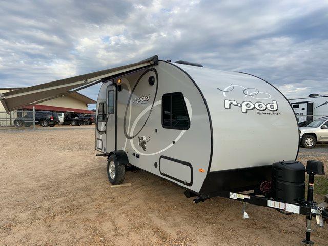 2019 Forest River R-Pod RP-190 Rear Living at Campers RV Center, Shreveport, LA 71129