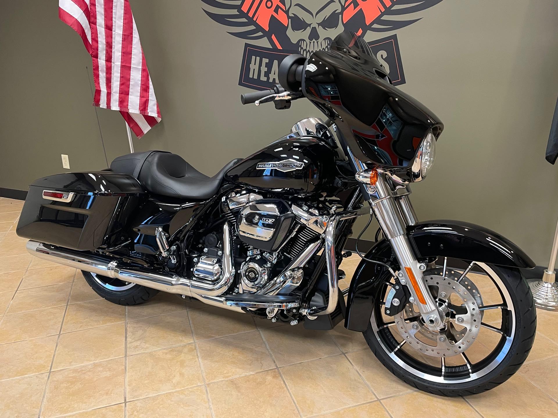 2021 Harley-Davidson Grand American Touring Street Glide at Loess Hills Harley-Davidson