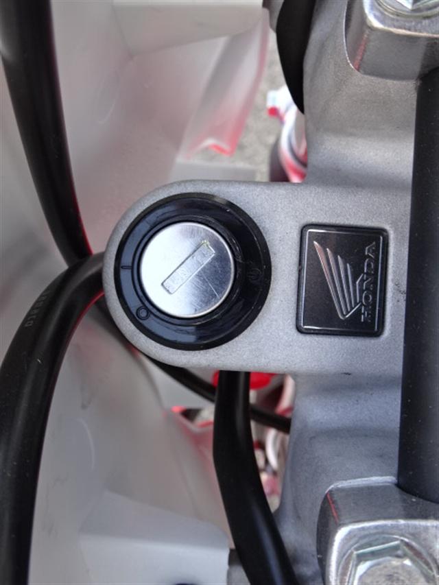 2018 Honda CRF125F 125F at Genthe Honda Powersports, Southgate, MI 48195