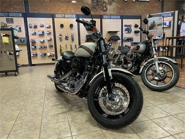 2018 Harley-Davidson Sportster 1200 Custom at Bumpus H-D of Jackson