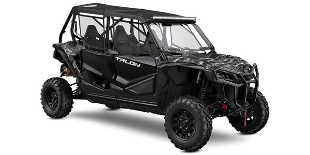 2021 Honda Talon 1000X-4 Special Edition at ATV Zone, LLC