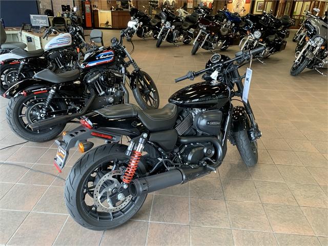 2017 Harley-Davidson Street Rod at Great River Harley-Davidson
