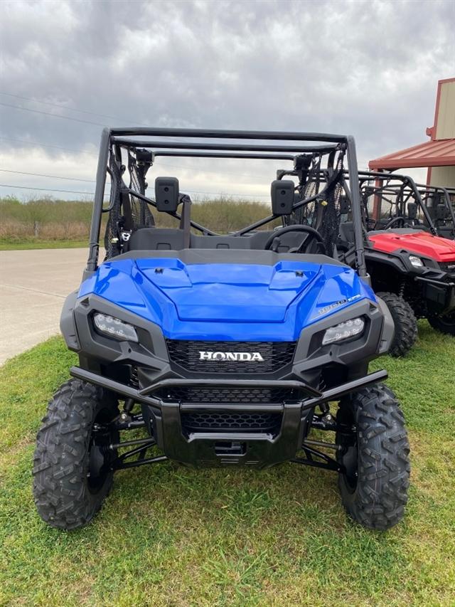 2020 Honda Pioneer 1000-5 Deluxe at Dale's Fun Center, Victoria, TX 77904