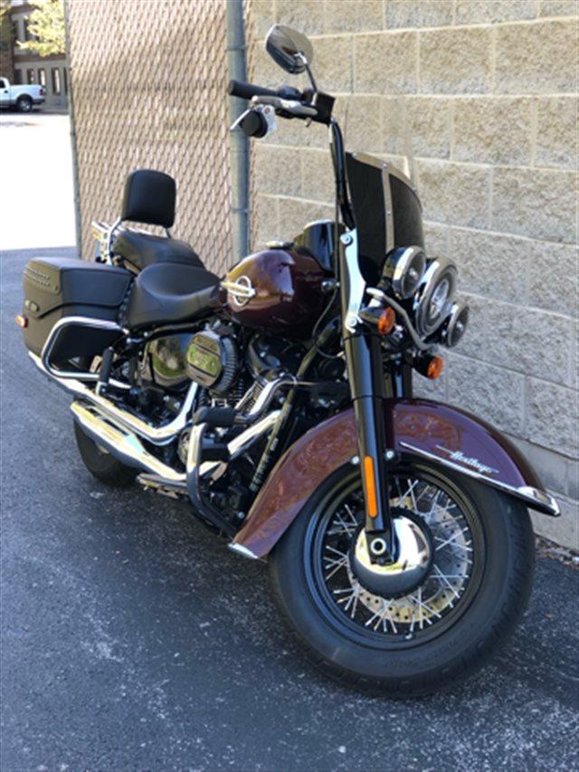 2018 Harley-Davidson Softail Heritage Classic 114 at Bluegrass Harley Davidson, Louisville, KY 40299