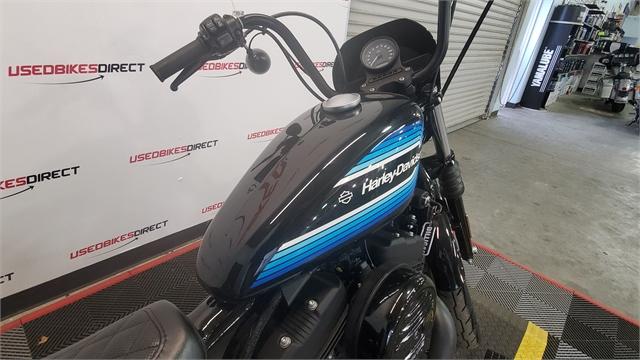 2018 Harley-Davidson Sportster Iron 1200 at Used Bikes Direct