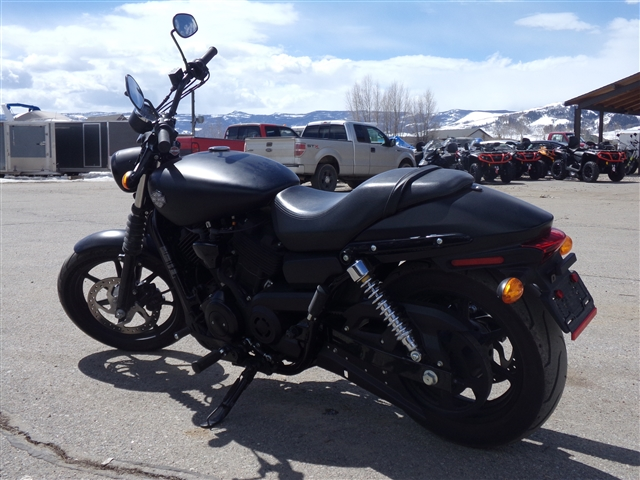 2016 Harley-Davidson Street® 500 at Power World Sports, Granby, CO 80446