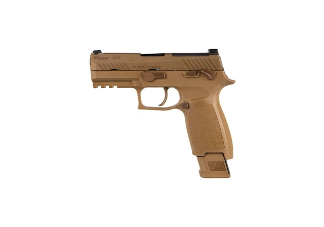 2021 Sig Sauer P320 at Harsh Outdoors, Eaton, CO 80615