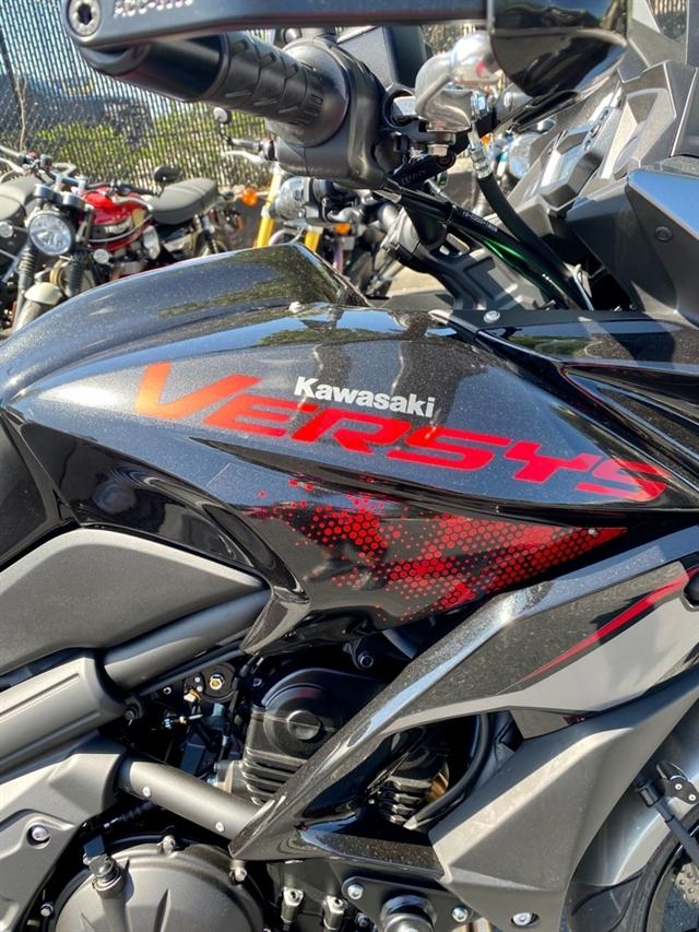 2021 Kawasaki Versys 650 LT at Tampa Triumph, Tampa, FL 33614