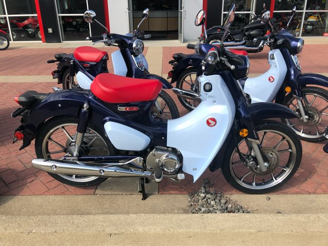 2019 Honda Super Cub C125 ABS at Genthe Honda Powersports, Southgate, MI 48195