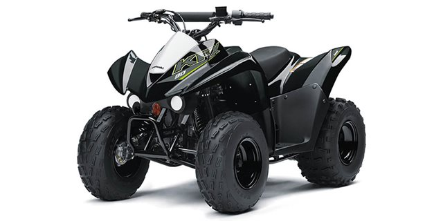 2022 Kawasaki KFX 90 at Youngblood RV & Powersports Springfield Missouri - Ozark MO