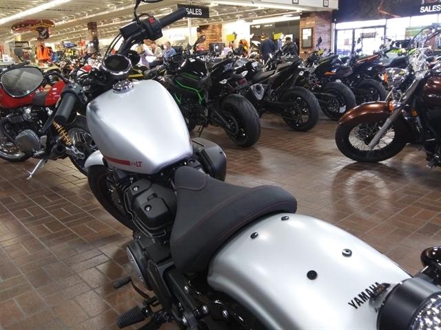2020 Yamaha Bolt R-Spec at Wild West Motoplex