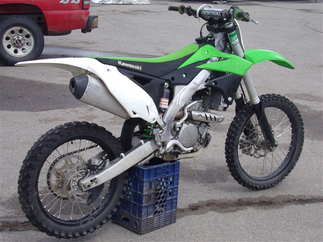 2015 Kawasaki KX 250F at Power World Sports, Granby, CO 80446