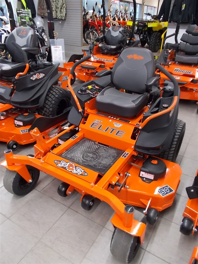 2019 Bad Boy Mowers ZT Elite 54