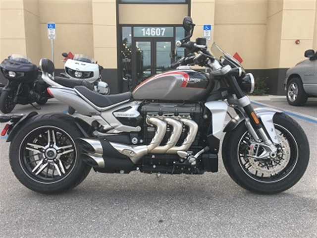 2022 Triumph Rocket 3 GT at Fort Myers