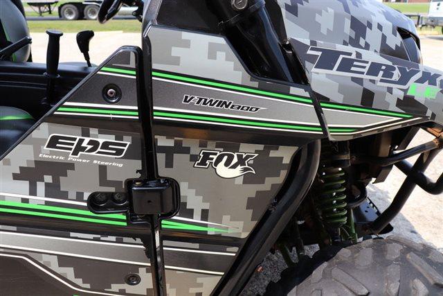 2018 Kawasaki Teryx LE at Friendly Powersports Baton Rouge