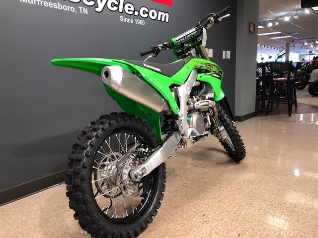 2020 Kawasaki KX 450 at Sloans Motorcycle ATV, Murfreesboro, TN, 37129